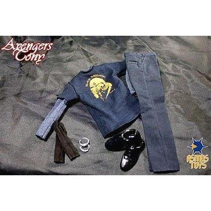 Asmus Toys 1/6 Scale Clothing Set Avengers (アベンジャーズ) Tony フィギュア おもちゃ 人形