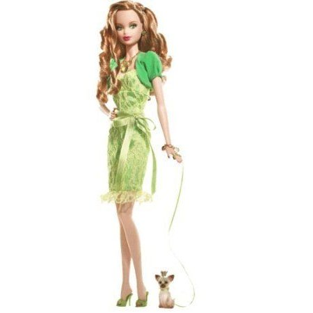 August Birthstone Barbie(バービー) ドール 人形 フィギュア