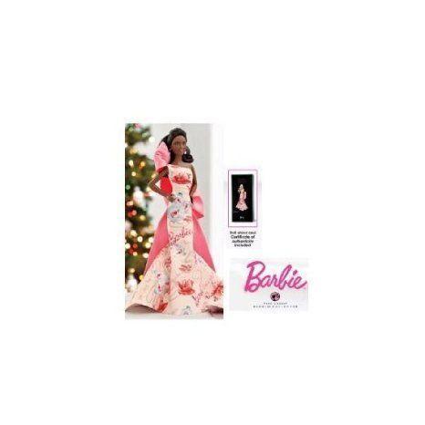 Avon African American Rose Splendor Barbie(バービー) ドール 人形 フィギュア