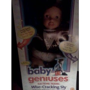 Baby Geniuses Wise Cracking Sly Doll ドール 人形 フィギュア