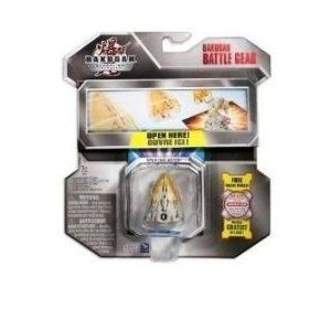 Bakugan (バクガン) - Battle Gear - Spartablaster (Colors Vary) フィギュア おもちゃ 人形