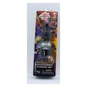 Bakugan (バクガン) Battle Brawlers Stamper Set フィギュア おもちゃ 人形