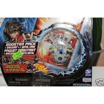 Bakugan (バクガン) グレー Haos Robotallian Series 1 Booster Pack