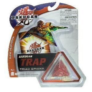 Bakugan (バクガン) Trap New Vestroia Series: Triad Sphinx - NOT Randomly Picked, Sold As Shown In