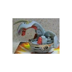 BAKUGAN SEASON 2 VESTROIA NEW LOOSE OPEN SPECIAL ATTACK HEAVY METAL CHROME グレー HAOS DELTA DRAGONO