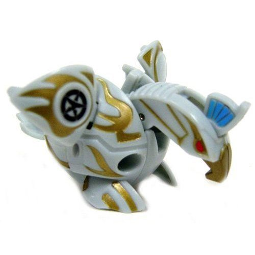 Bakugan バクガン Battle Brawlers Game Single LOOSE Figure Luminoz Skyress (グレー) フィギュア ダイキ