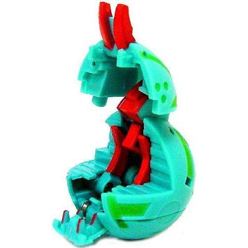 Bakugan バクガン New Vestroia Bakubronze LOOSE Single Figure Zephyroz (緑) Scraper フィギュア