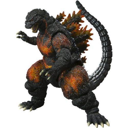Bandai バンダイ Tamashii Nations Burning Godzilla ゴジラ - S.H. MonsterArts フィギュア ダイキャス