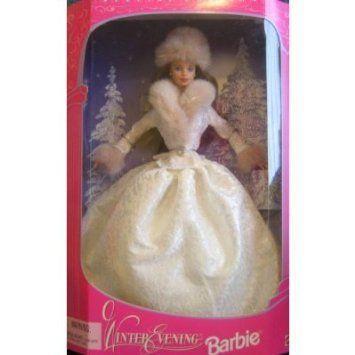 Barbie(バービー) - Winter Evening Barbie(バービー) - Special Edition Doll (1998) ドール 人形 フィ