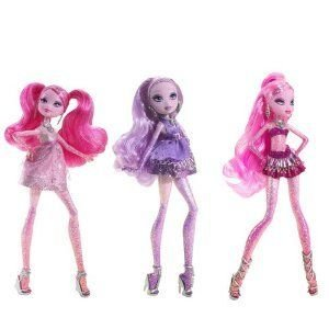 Barbie(バービー) a Fashion Fairytale Flairy Dolls 3-pack Gift Set ドール 人形 フィギュア