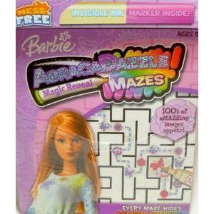 Barbie(バービー) AbraCaDazzle Magic Reveal Mazes ドール 人形 フィギュア