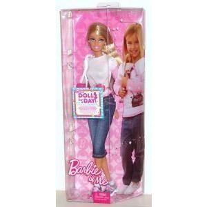 Barbie(バービー) and Me Doll in 青 Jeans ドール 人形 フィギュア