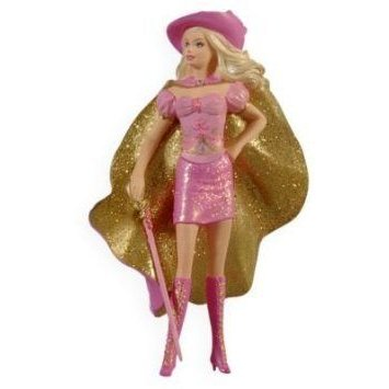 Barbie(バービー) as Corinne in Barbie(バービー) & The Three Musketeers 2009 Hallmark (ホールマーク