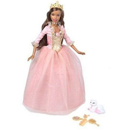 Barbie(バービー) as the Princess and the Pauper - Princess Anneliese African American Doll ドール