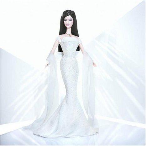 Barbie(バービー) Birthstone Collection June Pearl doll ドール 人形 フィギュア
