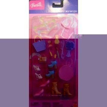 Barbie(バービー) Bonanza Fashion Accessories Pack (2003) ドール 人形 フィギュア