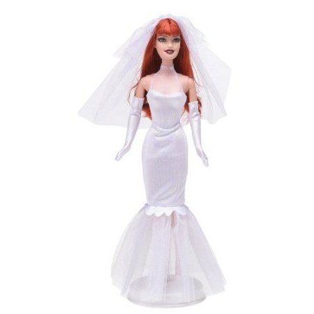 Barbie(バービー) Collector Famous Friends Mary Jane Doll ドール 人形 フィギュア
