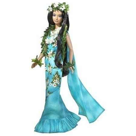 Barbie(バービー) Collector ピンク Label - Dolls of the World - Princess of the Pacific Islands ドー