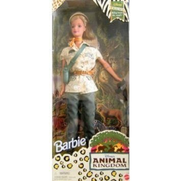 Barbie(バービー) Disney's (ディズニー) Animal Kingdom Exclusive Doll (1998) ドール 人形 フィギュア