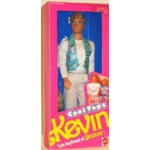 Barbie(バービー) Doll Cool Tops Kevin New in Box 1990 ドール 人形 フィギュア