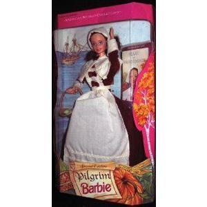 Barbie(バービー) Doll Pilgrim American Stories 1994 New ドール 人形 フィギュア