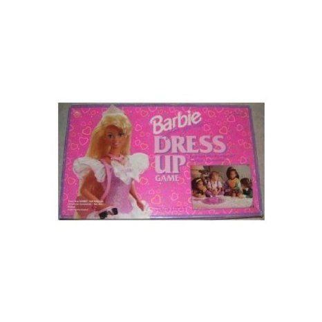 Barbie(バービー) Dress Up Game ドール 人形 フィギュア