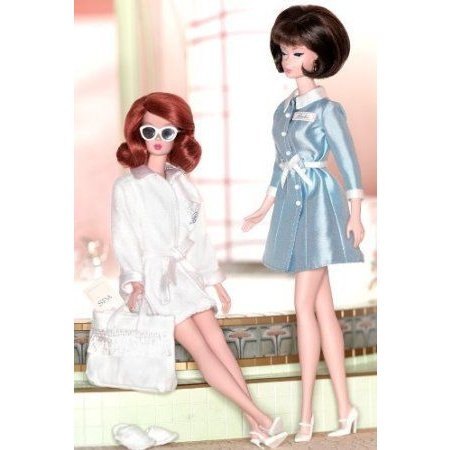 Barbie(バービー) Fashion Model Collection Spa Getaway Barbie(バービー) Doll Giftset ドール 人形 フ