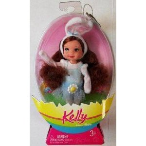 Barbie(バービー) Kelly Easter Tutu Fun Miranda 2007 MIB ドール 人形 フィギュア