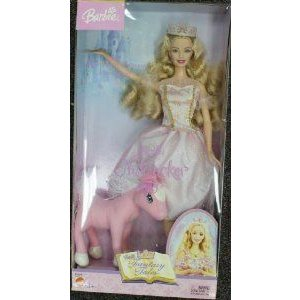 Barbie(バービー) Fantasy Tales The Sugarplum Princess doll and Marzipan play set ドール 人形 フィ