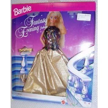Barbie(バービー) Fashion Fantasy Evening ドール 人形 フィギュア