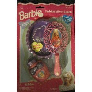 Barbie(バービー) Fashion Mirror Bubble ドール 人形 フィギュア