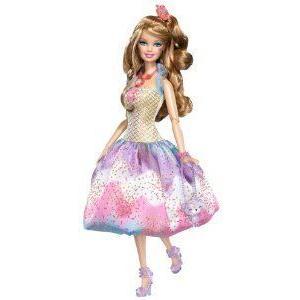 Barbie(バービー) Fashionistas Gown Cutie Doll ドール 人形 フィギュア