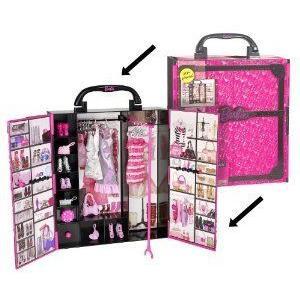 Barbie(バービー) Fashionistas Ultimate Closet (No Doll) ドール 人形 フィギュア