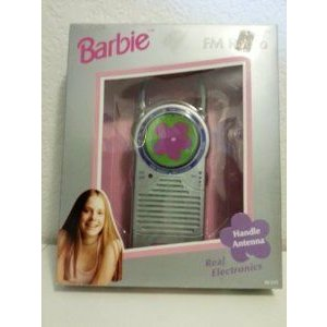 Barbie(バービー) FM Radio ドール 人形 フィギュア