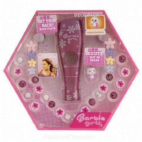 Barbie(バービー) Girls Deco Pack - Panda ドール 人形 フィギュア