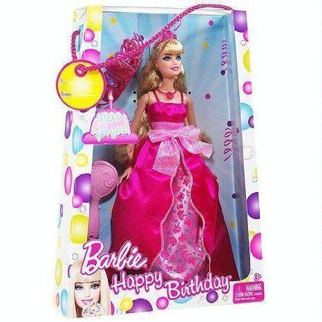 Barbie(バービー) Happy Birthday Doll ドール 人形 フィギュア