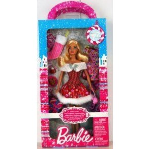 Barbie(バービー) Holiday Sparkle Target Exclusive ドール 人形 フィギュア