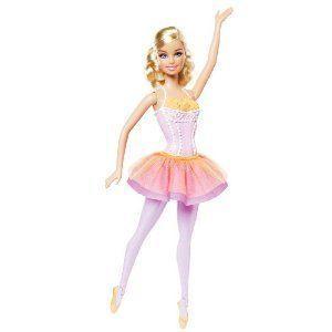Barbie(バービー) I Can Be Ballerina Blonde Hair ドール 人形 フィギュア