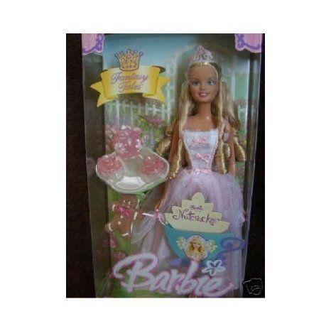 Barbie(バービー) in the Nutcracker Fantasy Tales Tea Party Doll ドール 人形 フィギュア
