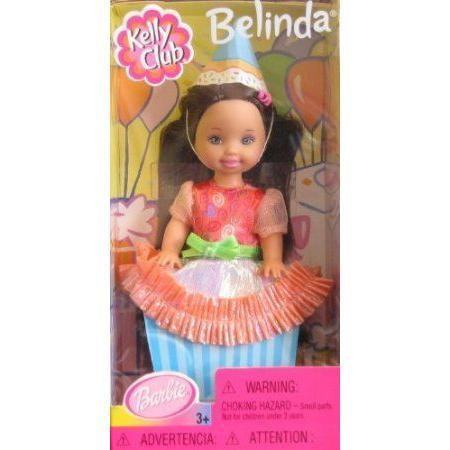Barbie(バービー) Kelly Birthday Party Surprise Belinda Doll (2001 Kelly Club) ドール 人形 フィギュ