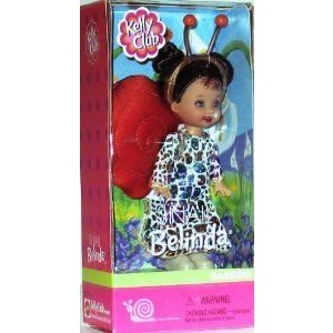 Barbie(バービー) Kelly Club Belinda Snail Doll (2001) ドール 人形 フィギュア
