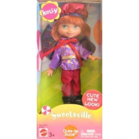 Barbie(バービー) Kelly Sweetsville TOMMY Duke de Sucre (Duke of Sugar) Doll (2003) ドール 人形 フ