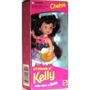 Barbie(バービー) Li'l Friends of Kelly CHELSIE Doll (1995) ドール 人形 フィギュア
