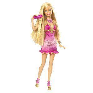 Barbie(バービー) Loves Hair Doll ドール 人形 フィギュア