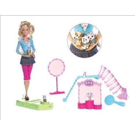 Barbie(バービー) Luv Me 3 Tricky Triplets Playset ドール 人形 フィギュア