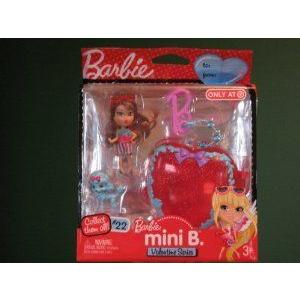 Barbie(バービー) Mini B. Exclusive Valentine Series #22 ドール 人形 フィギュア