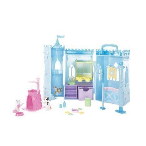 Barbie(バービー) Mini Kingdom Royal Pet Shop Playset ドール 人形 フィギュア