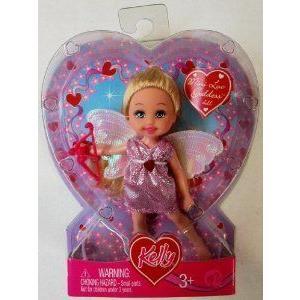 Barbie(バービー) Mini Love Goddess Kelly Doll ドール 人形 フィギュア