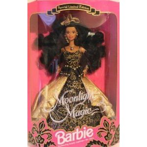 Barbie(バービー) Moonlight Magic AA African American No. 10609 ドール 人形 フィギュア