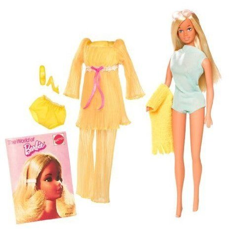 Barbie(バービー) My Favorite Time Capsule 1971 Malibu Doll ドール 人形 フィギュア